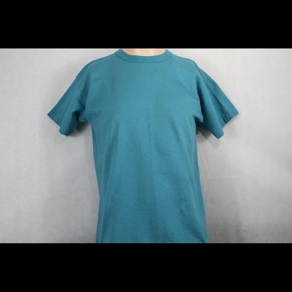 53cc119ed00f Champion Shirts   Vintage Single Stitch Plain Tshirt   Poshmark